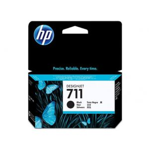 Cartucho tinta HP 711 negro 38ml