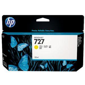 Cartucho tinta HP 727 amarillo 300ml