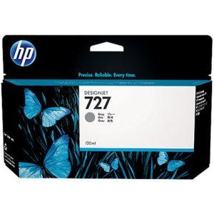 Cartucho tinta HP 727 gris 300ml